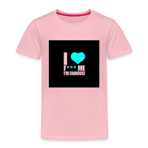 I Love FMIF Badge - T-shirt Premium Enfant