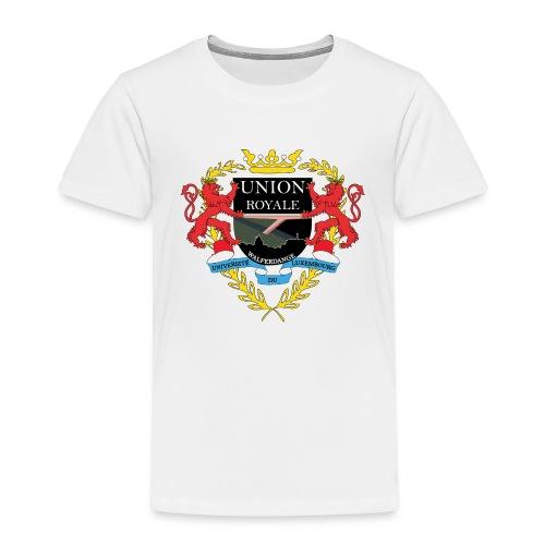 UnionRoyale png - Kinder Premium T-Shirt