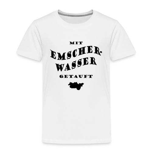 Emscherwasser - Kinder Premium T-Shirt