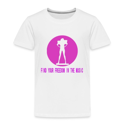 DANCE IN THE DARK unisex - Camiseta premium niño