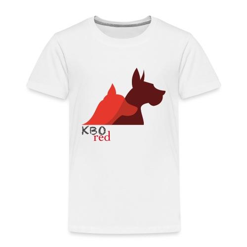 Kbo(s)Red - T-shirt Premium Enfant