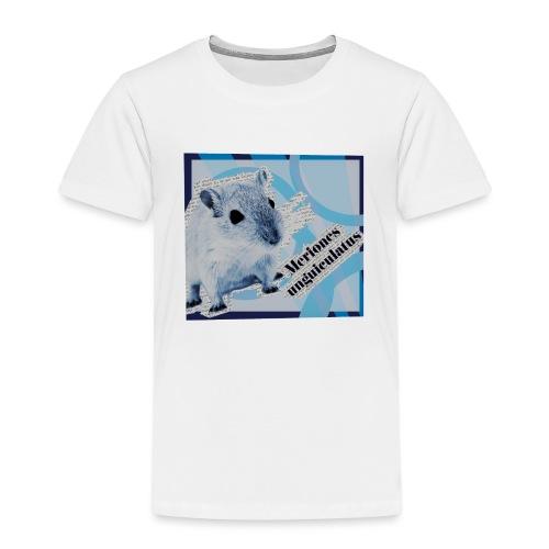 Gerbiili - Lasten premium t-paita