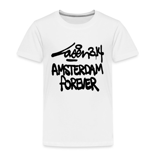 amsterdamforever Iphone - Kids' Premium T-Shirt