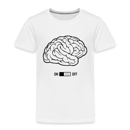 ON / OFF - T-shirt Premium Enfant
