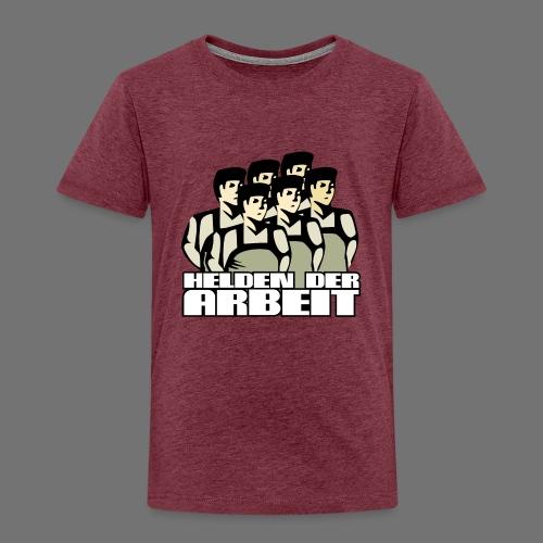 Heroes of the job - Kids' Premium T-Shirt