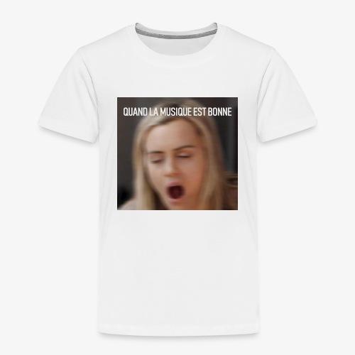 PIPERQLM - T-shirt Premium Enfant