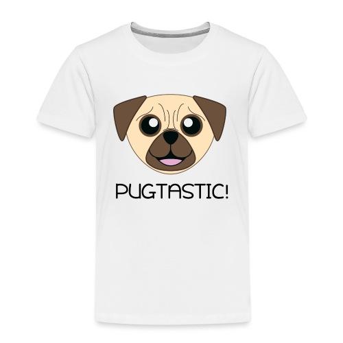 PugTastic! - Kids' Premium T-Shirt