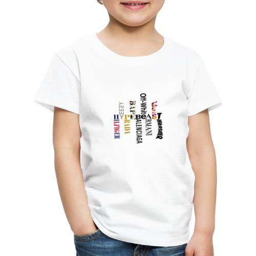 Flex - Premium-T-shirt barn