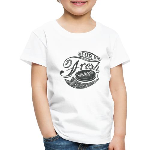Fresh start - Kinder Premium T-Shirt