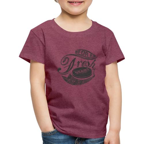 Fresh start - Kinder Premium T-Shirt