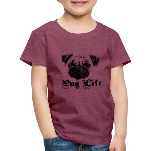 La vie de carlin - T-shirt Premium Enfant