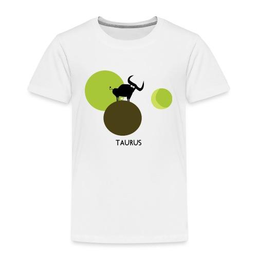 Unconventional zodiac :taurus - Maglietta Premium per bambini