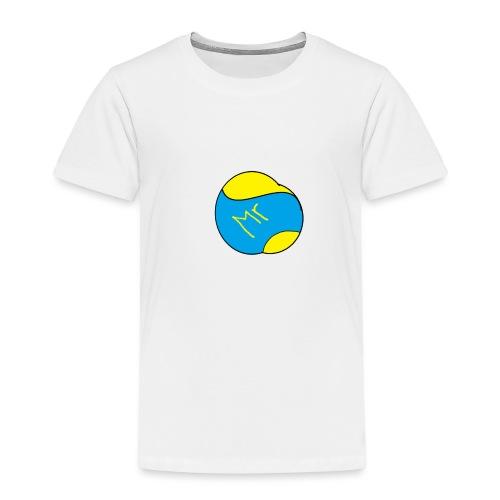 mr hav3rgyn logo - Børne premium T-shirt