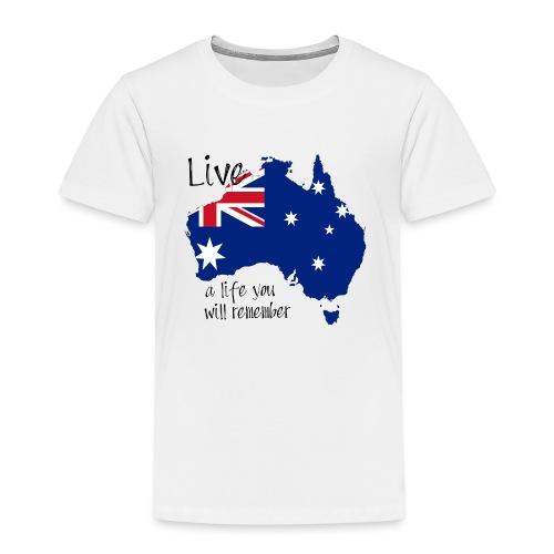 Australia - Kinder Premium T-Shirt
