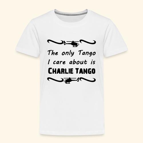 Charlie Tango - Kids' Premium T-Shirt