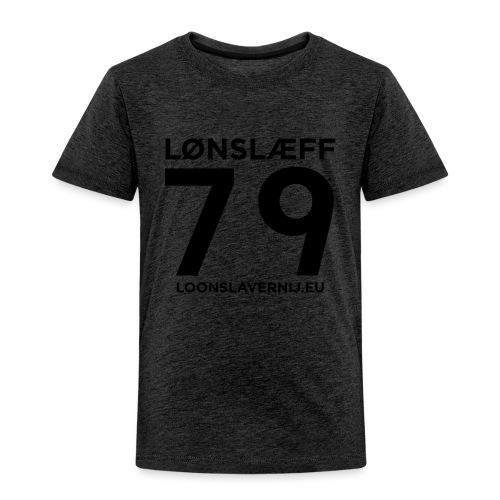 100014365_129748846_loons - Kinderen Premium T-shirt