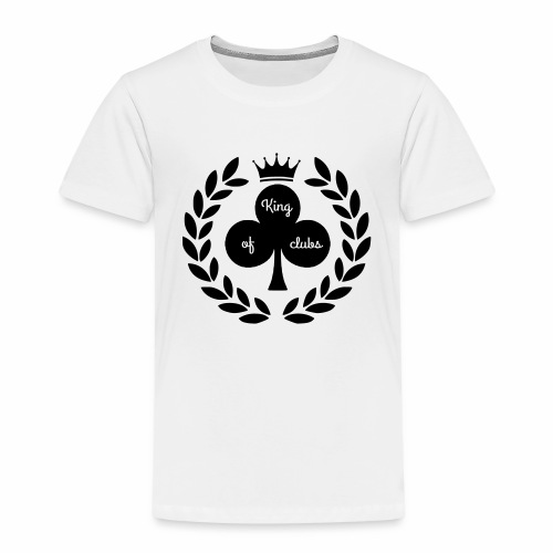 king of clubs - Kids' Premium T-Shirt