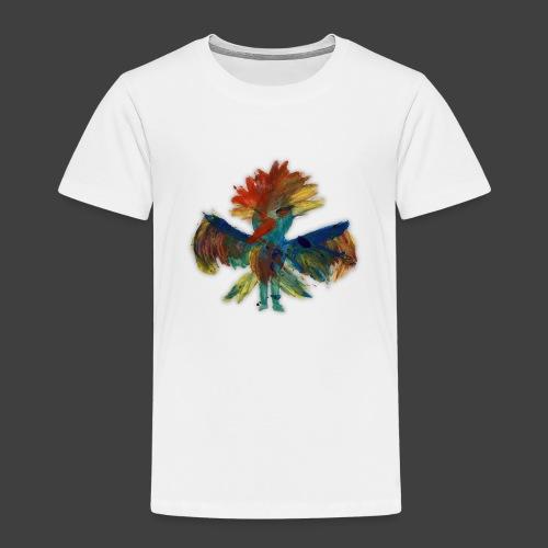 Mayas bird - Premium-T-shirt barn
