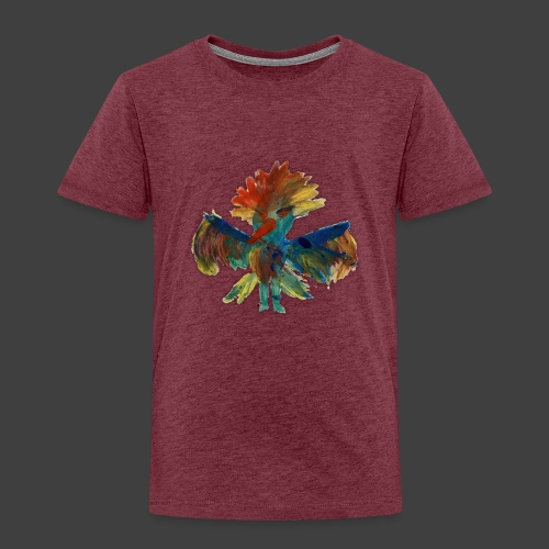 Mayas bird - Kids' Premium T-Shirt