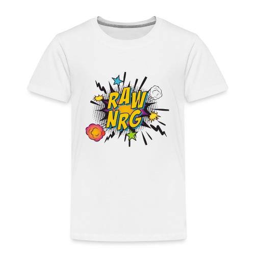 Raw Nrg comic 1 - Kids' Premium T-Shirt