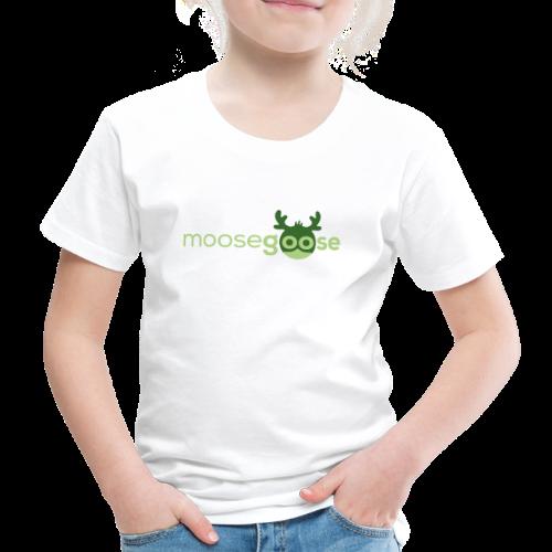 moosegoose #01 - Kinder Premium T-Shirt