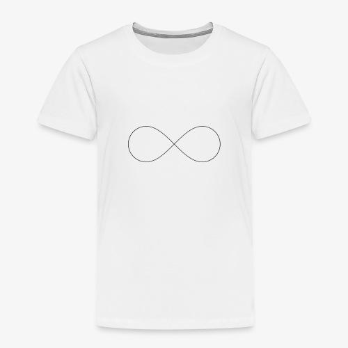 Like the infinity - Maglietta Premium per bambini