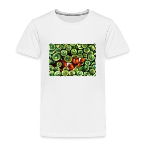Pesci Pagliaccio - Maglietta Premium per bambini