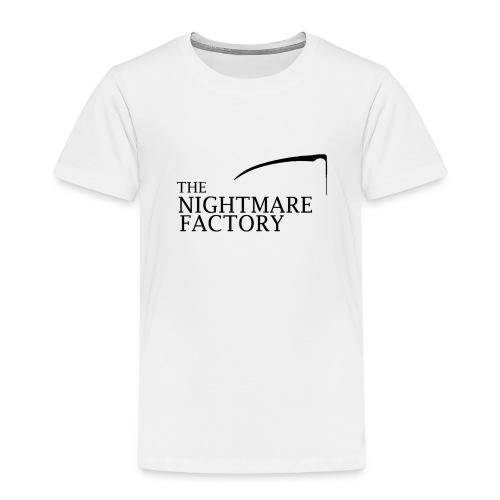 nightmare factory Nero png - Kids' Premium T-Shirt