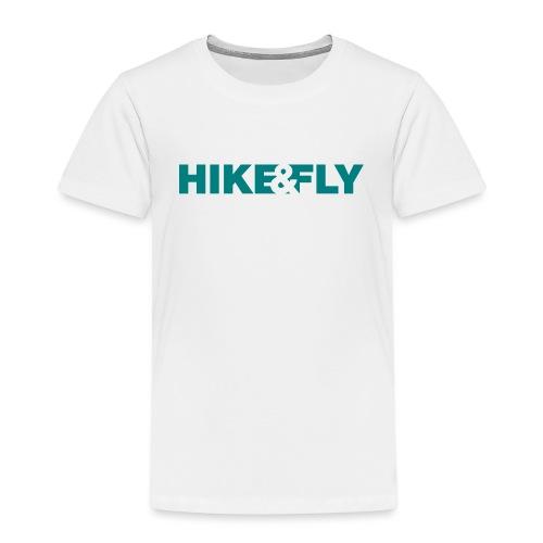 Hike Fly - Kinder Premium T-Shirt