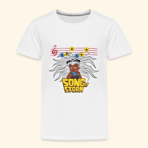 Song of Storm - Børne premium T-shirt