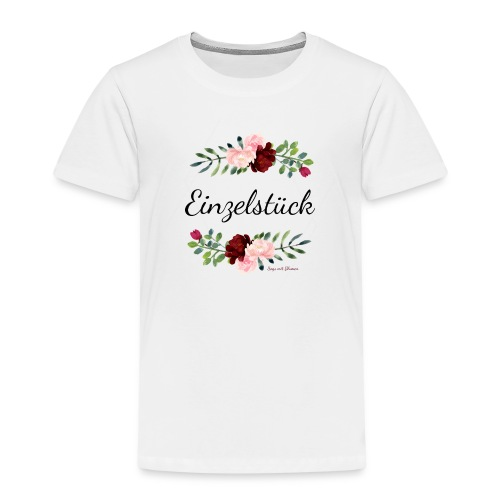 Einzelstück Unikat - Kinder Premium T-Shirt