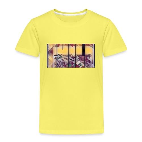 L'été Torride Life, dans le desert? - T-shirt Premium Enfant