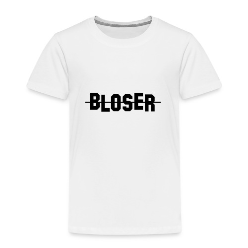 Bloser Design Black - Kinder Premium T-Shirt