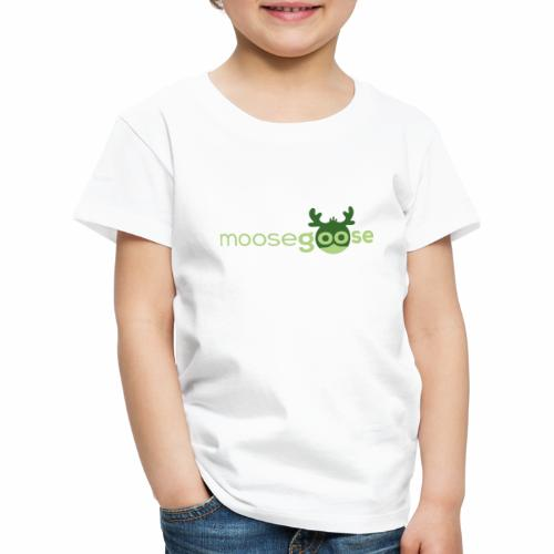 moosegoose #01 - Kinder Premium T-Shirt