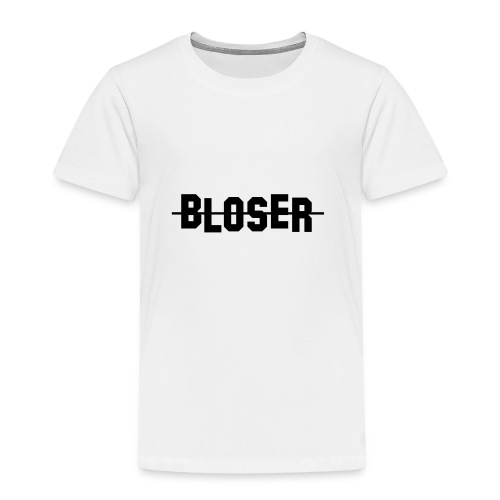 Bloser Design Black - Kinder Premium T-Shirt
