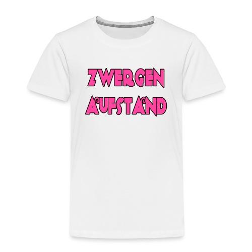 Zwergenaufstand - Kinder Premium T-Shirt