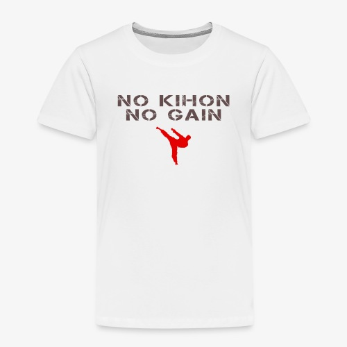 NO KIHON NO GAIN - T-shirt Premium Enfant