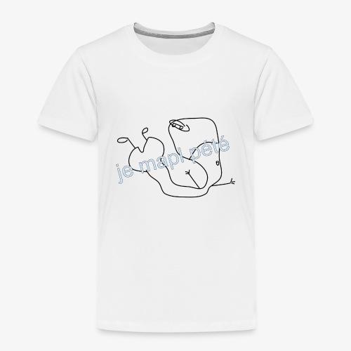 Peter dit son nom - T-shirt Premium Enfant