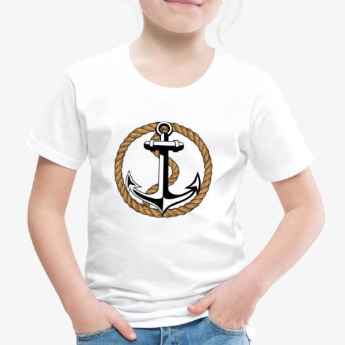 Anker Seil 65 - Kinder Premium T-Shirt