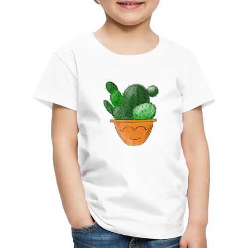 Kleiner Kaktus - Kinder Premium T-Shirt