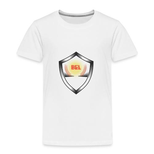 Belgien T-Shirt Design(1) - Kinder Premium T-Shirt
