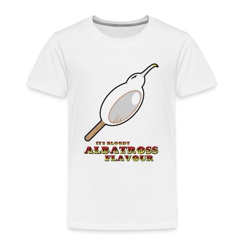 shirt back ontwerp verkoop 2 png - Kinderen Premium T-shirt