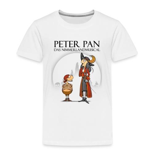 T Shirt Motiv Hook und Smee png - Kinder Premium T-Shirt