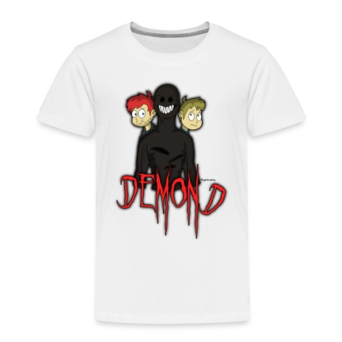 'DEMOND' Tshirt (Colesy Gaming - YouTuber) - Kids' Premium T-Shirt