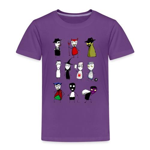 Bad to the bone - Kids' Premium T-Shirt