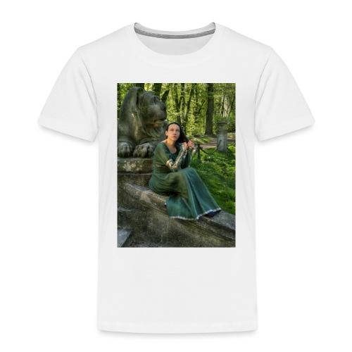 Stone Guardian - Koszulka dziecięca Premium