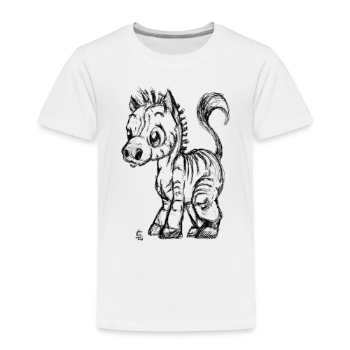 zebre - T-shirt Premium Enfant