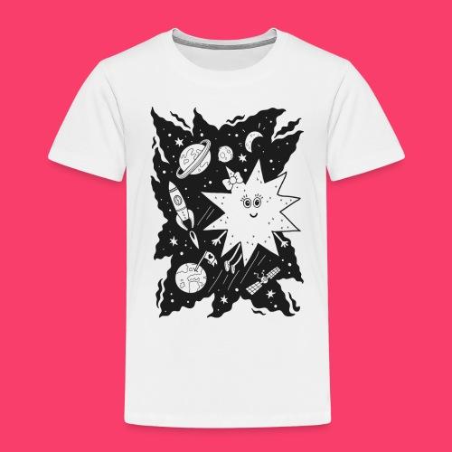 Stella Stern zum Ausmalen - Kinder Premium T-Shirt