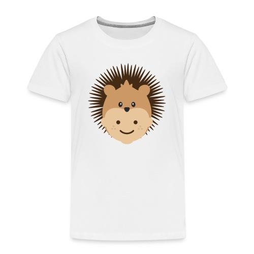 Fin the Hedgehog | Ibbleobble - Kids' Premium T-Shirt