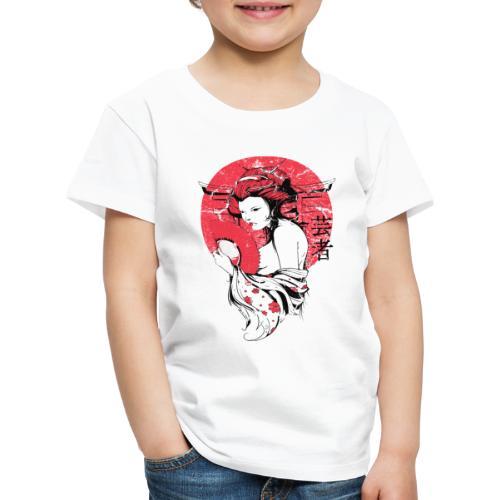 Japan Sonne - Kinder Premium T-Shirt
